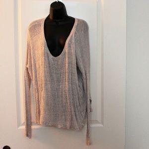 Brandy Melville oversized top sweater tunic